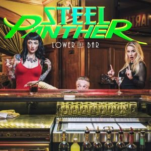 critica del nuevo lp de steel panther lower the bar