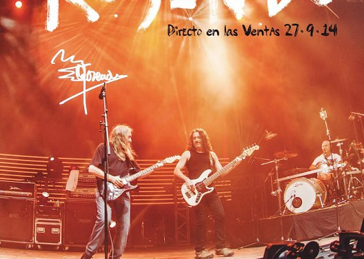 7 grandes conciertos publicados en vídeo – Rock Nacional
