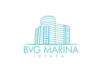 logo design mexico vacation resort