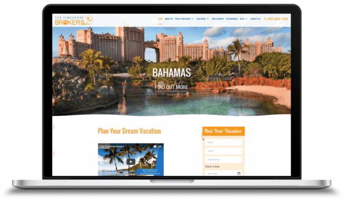 vacation_rental_home_travel_agency_website_design
