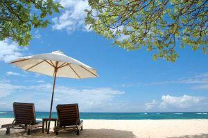 Strand in Bali voor Villa in Bali