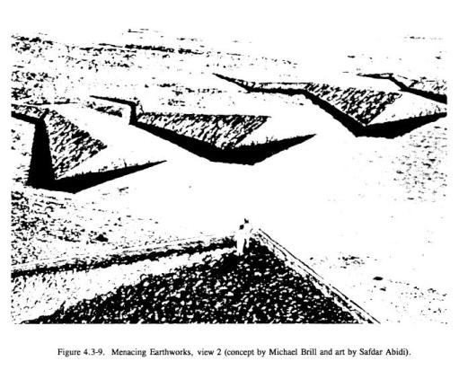 Yucca Mountain marker project - Menacing Earthworks