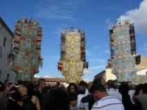 """Village festa """"Sos Candhaleris"""" on 14 and 15 August. One of the most popular around."""