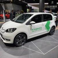 Rendelhető Magyarországról a Škoda CITIGOe iV