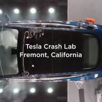 Beindult a találgatás a Tesla új belső törésteszt videója után