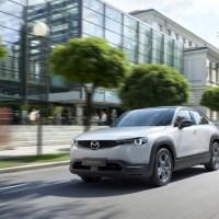 Már idehaza is rendelhető a ma bemutatott elektromos Mazda MX-30