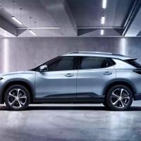 Pofás terepjáró a Chevrolet új villanyautója