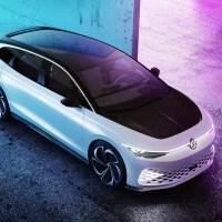 Íme a Volkswagen ID. Space Vizzion