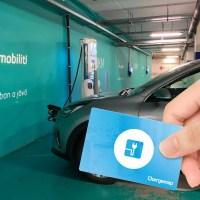 Chargemap kártyával is indíthatók a Mobiliti töltői