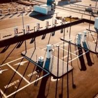 Húsz autó tölthet egyszerre az új német ultragyors töltőállomáson
