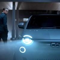 Leonardo DiCaprio az elektromos Fiat reklámarca