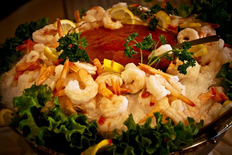 Shrimp Cocktail | The Villa