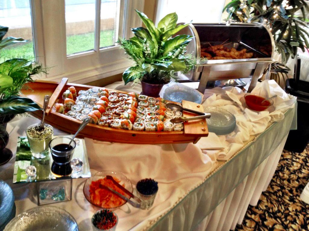 Sushi Boat | The Villa