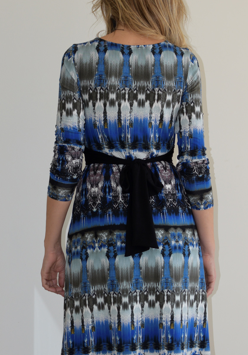 ETHNIC PATTERN DRESS