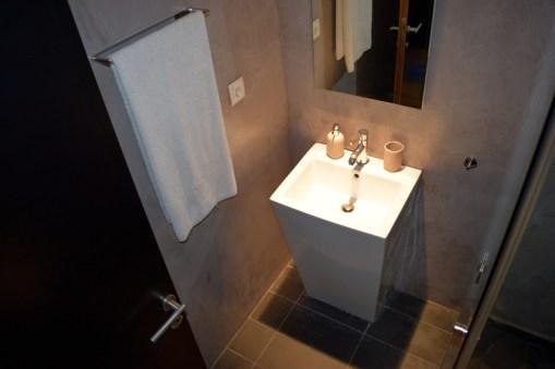 Современная ванная комната на 1 этаже, Feel the Sea вилла