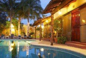 Quinta Don Jose pool