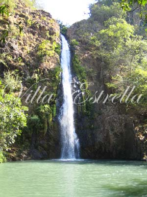 El Cora Waterfall