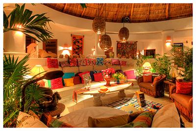 Villa Estrella Salon