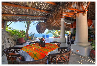 Villa Estrella Open Air Palapa