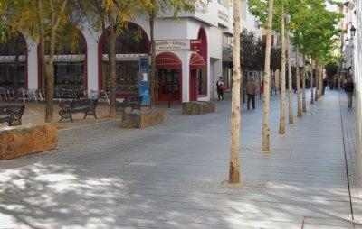 Calle Menacho, Badajoz