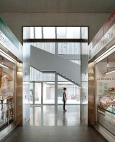 Mercado y Sala Cívica en Torrent : Vázquez Consuegra1