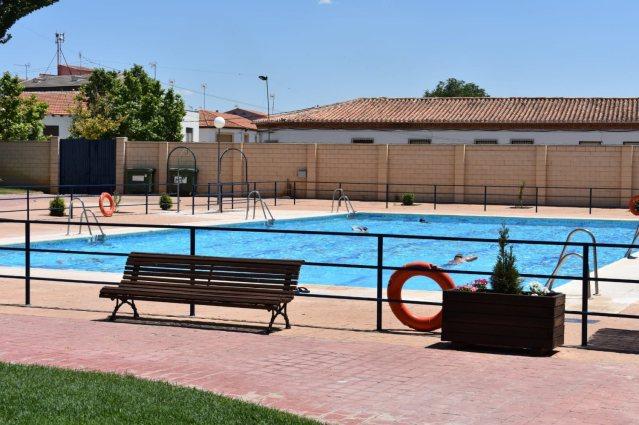 apertura piscina municipal de verano