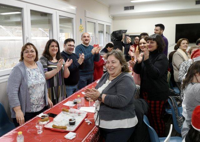 CHOCOLATADA DE ASPRONA 2019