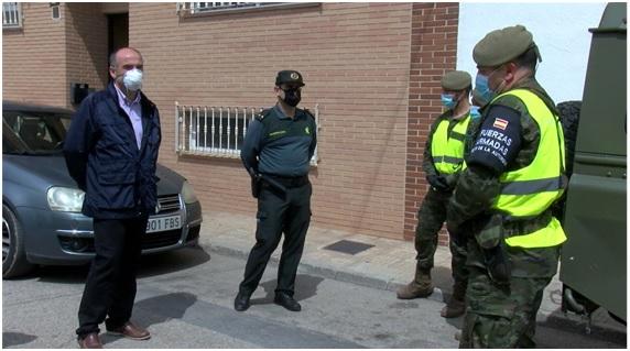 Ejército en Villarrobledo