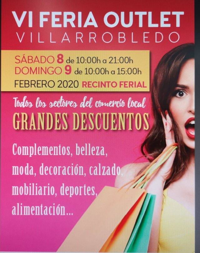 VI Feria Outlet 1