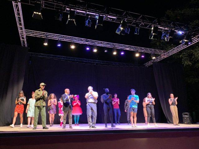 Grupo Teatro TIA verano cultural 2020 1