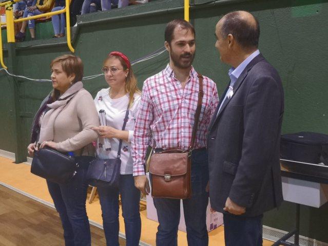 Partido CP Villarrobedo - ONCE Albacete 1