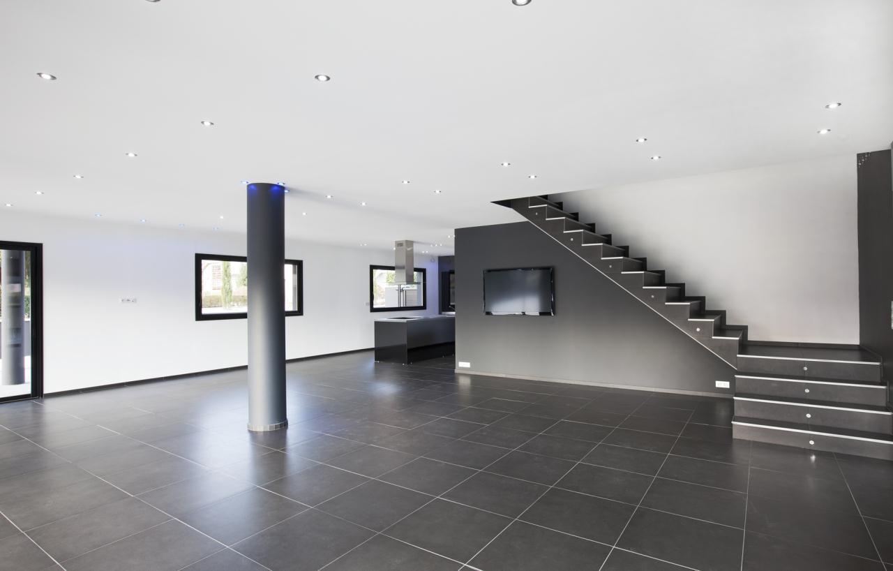Photo Maison Moderne Interieur | Decoration Maison Moderne Interieur ...