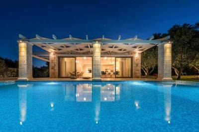 villas in Limni Keri zakynthos Greece
