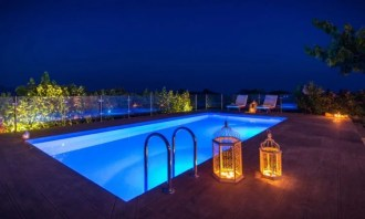 Natura, Villa Lithakia, Zakynthos, Ionian islands, swimming pool