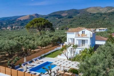 Villa Status, Vougiato, Zante, Greece