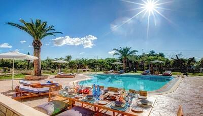 Breeze Tour Villas Exclusive Collection villas in Greece