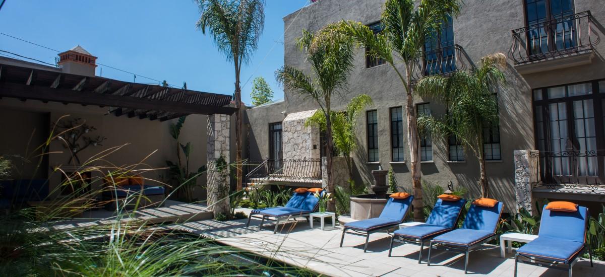 Casa Shangrila San Miguel De Allende Journey Mexico Luxury Villas