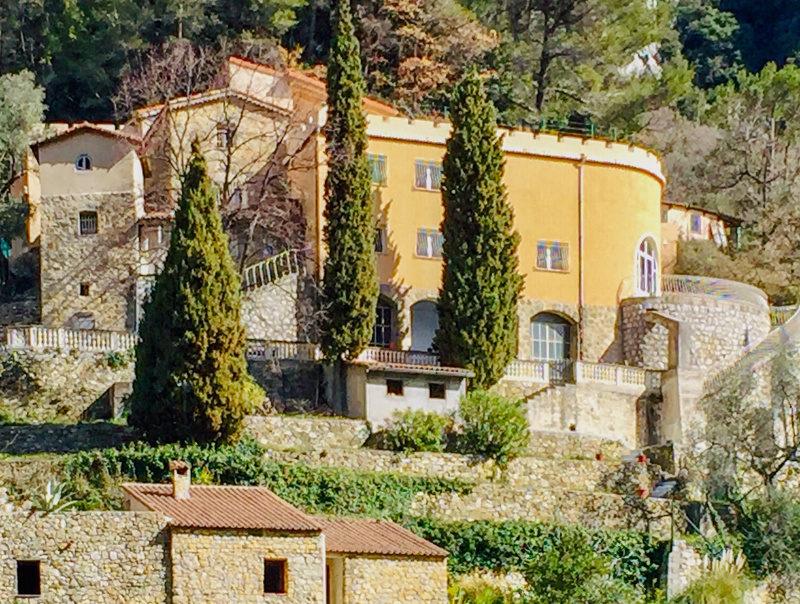 Castel Caramel Villasana jeûne et randonnée sur la Côte d'azur