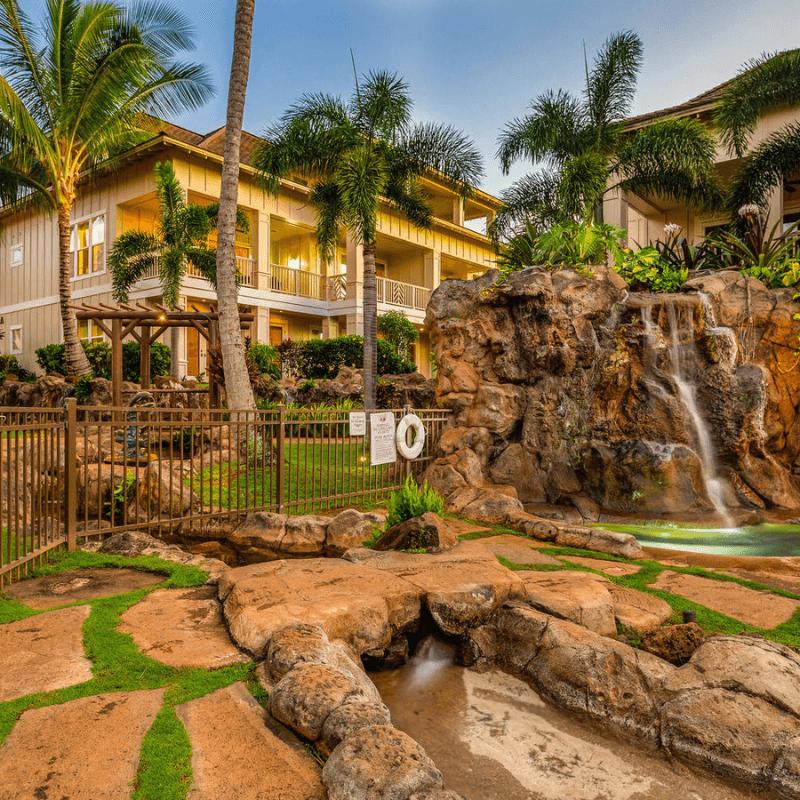 kauai villas with private pools