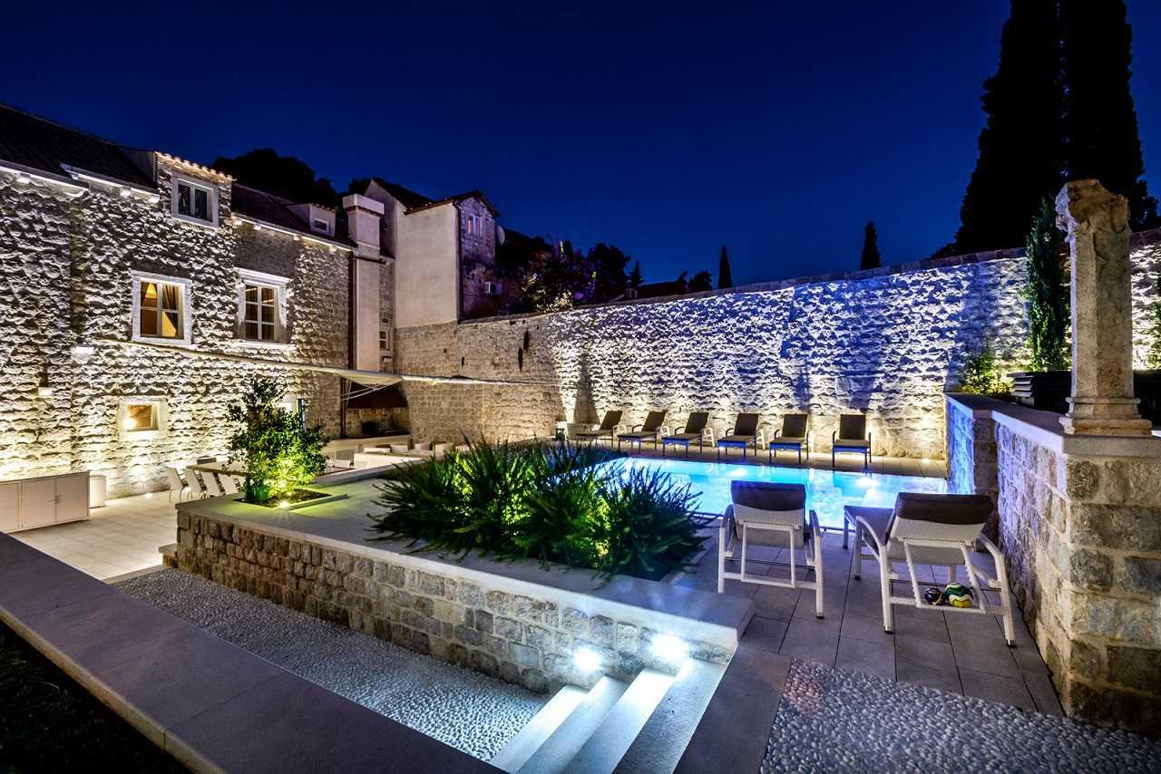 Renaissance Exclusive Dubrovnik Villa with pool  Villas Croatia