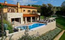 Luxury Villa Istria Estate With Private Pool Golf Tennis