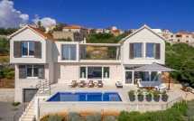 Modern Private Villa With Pool Brac Panoramic View