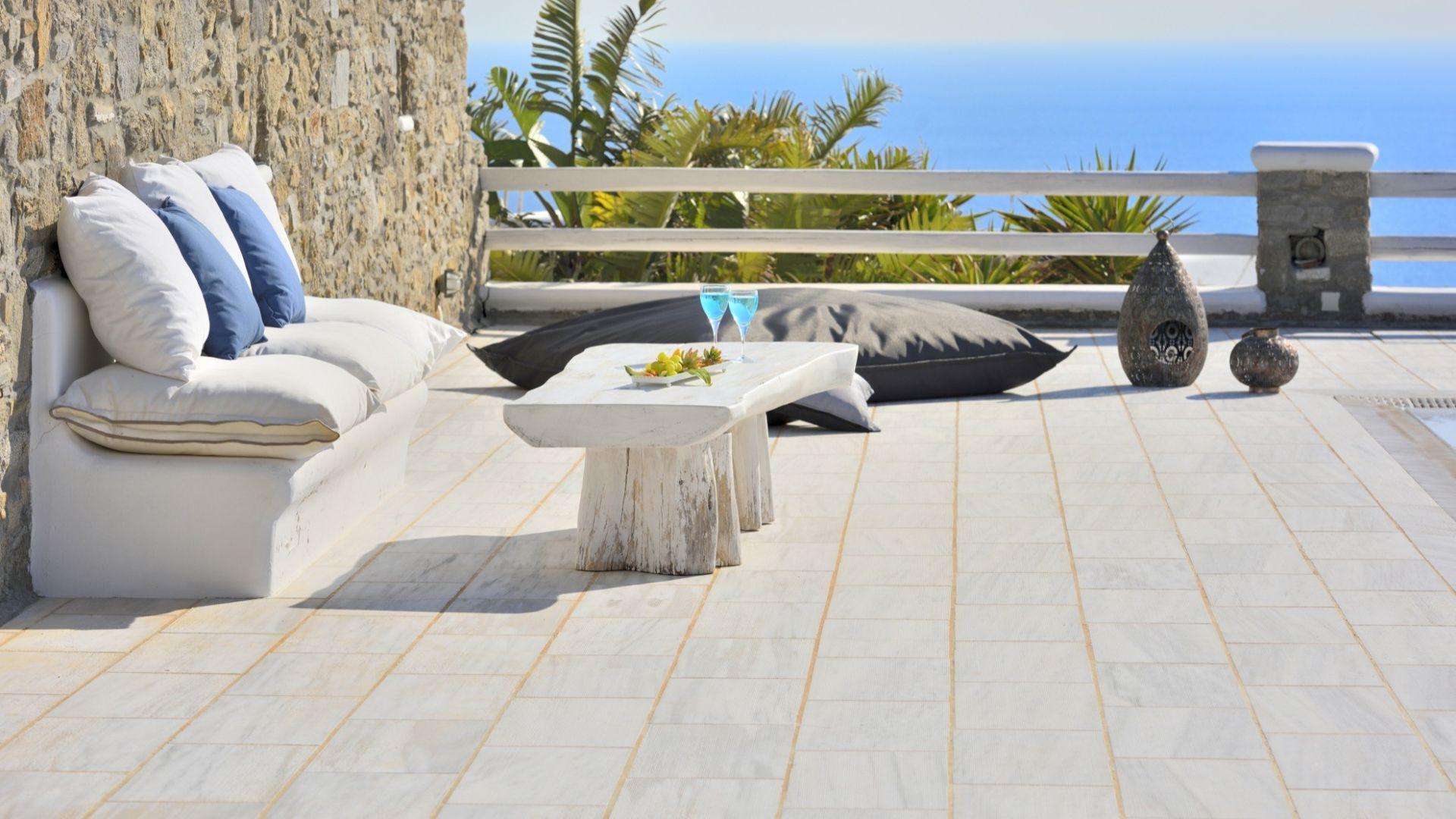 top villa mykonos - cyan - villas mykonos rent 4