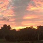costa rica sunset san buenas