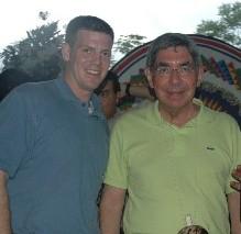 Nick Halverson Oscar Arias