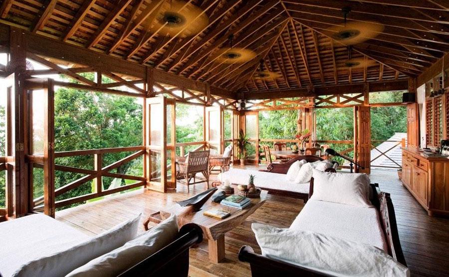 Kanopi House Blue Lagoon Jamaica
