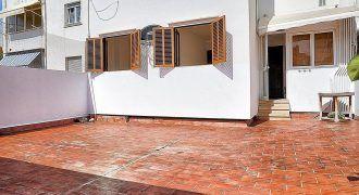 Piso en venta con una gran terraza en Palma de Mallorca