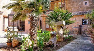 Schönes Stadthaus zu vermieten in Ses Salines