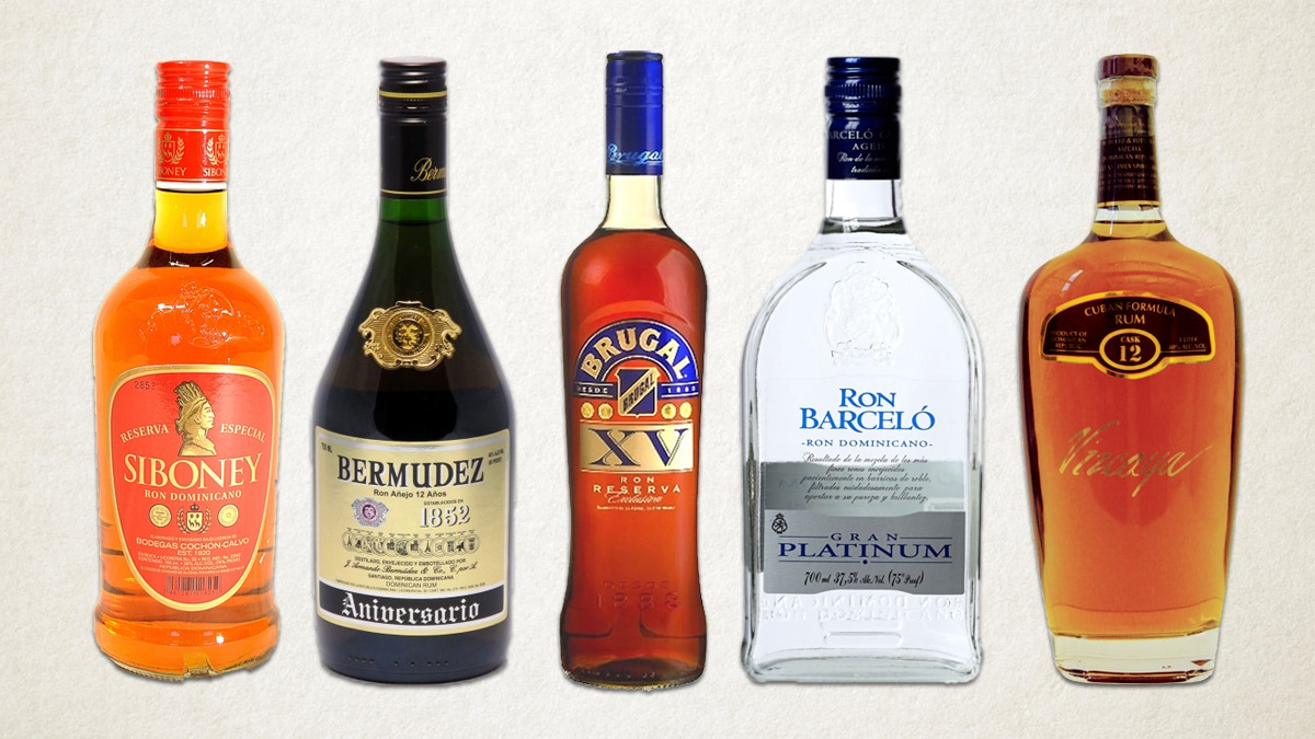 Five Of The Best Rums From The Dominican Republic