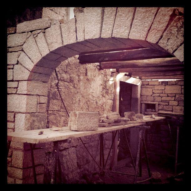 Renovating the main entry